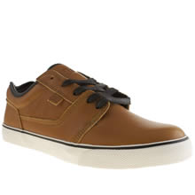 Tan Dc Shoes Tonik Lx