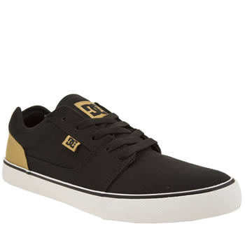 Dc Shoes Black Tonik Tx Trainers