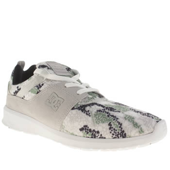 Dc Shoes Multi Heathrow X Dpm Trainers