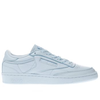 Reebok Blue Club C 85 Elm Mens Trainers