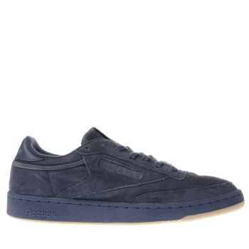 Reebok Navy Club C 85 Sg Mens Trainers