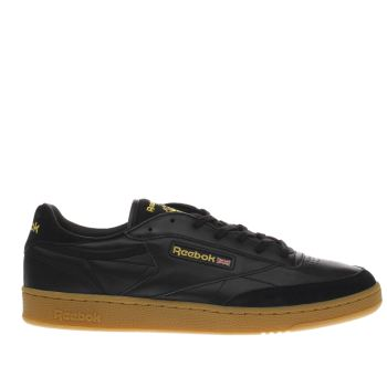 Reebok Black Club C 85 Tdg Trainers