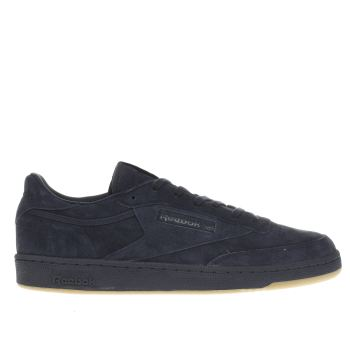 Reebok Navy Club C 85 Tg Mens Trainers
