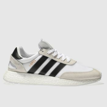 Adidas White I-5923 Mens Trainers