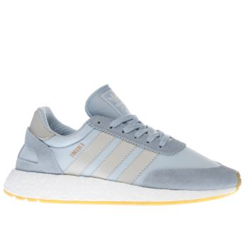 Adidas Blue Iniki Runner Mens Trainers