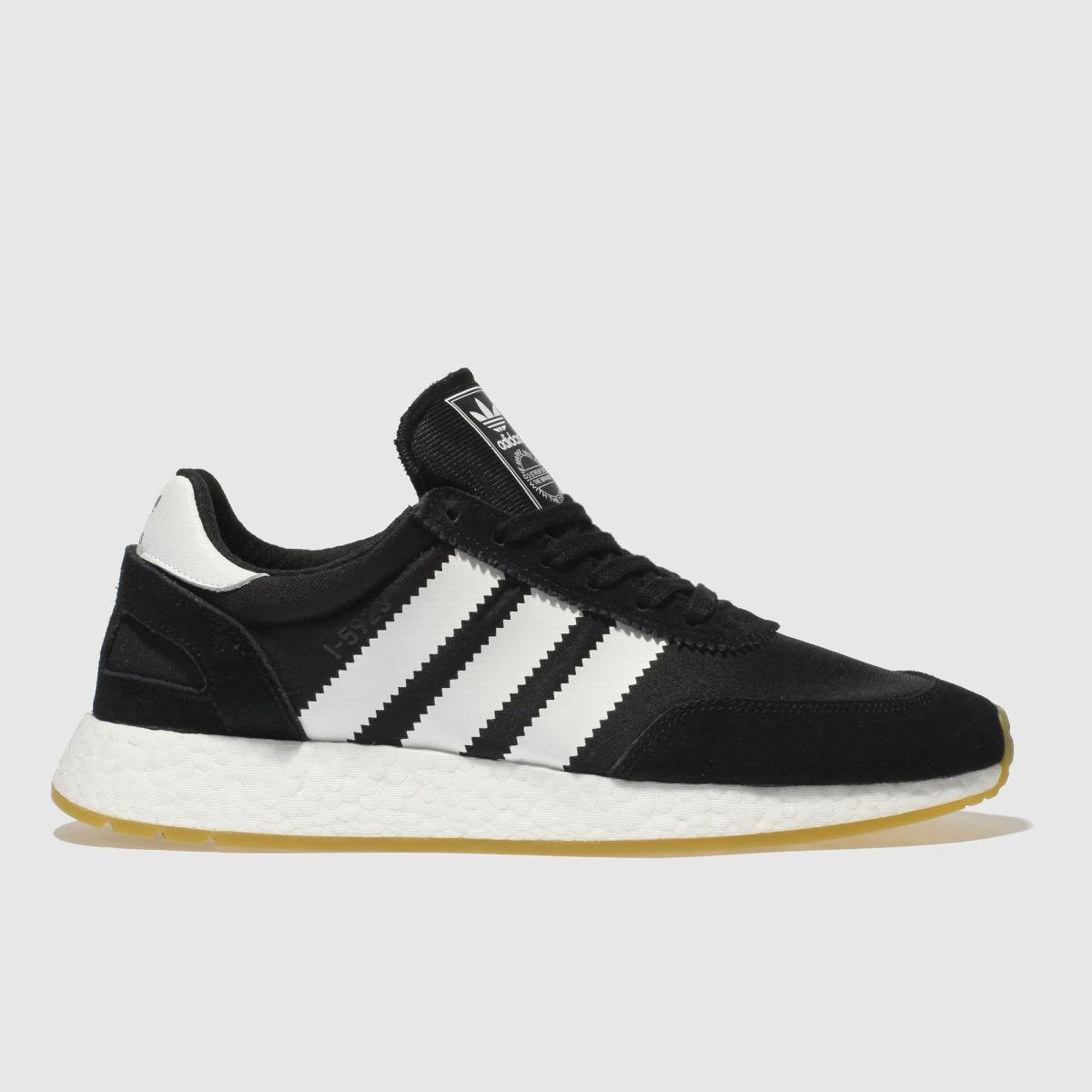 Adidas Black & White I-5923 Trainers
