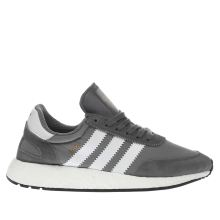 Adidas Grey Iniki Runner Mens Trainers