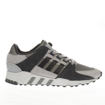 Adidas Grey Eqt Support Rf Trainers