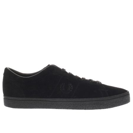 fred perry spencer suede crepe 1