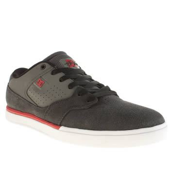 Dc Shoes Grey Cole Lite Trainers