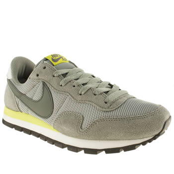 Mens Nike Grey Pegasus 83 Trainers