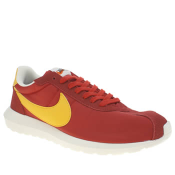 Nike Red Roshe Ld-1000 Trainers