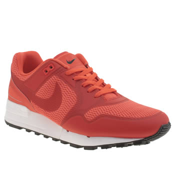 Nike Red Air Pegasus 89 Mens Trainers