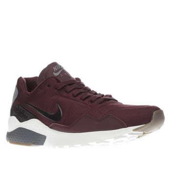 Nike Burgundy Pegasus 92 Mens Trainers