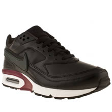 Black & Red Nike Air Classic Bw