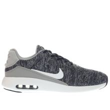 Nike Navy & White Air Max Modern Flyknit Mens Trainers