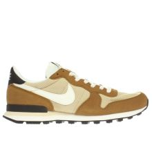 Nike Beige Internationalist Mens Trainers