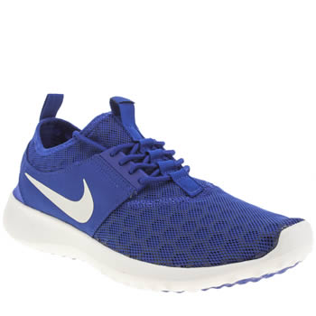 Mens Nike Blue Juvenate Trainers