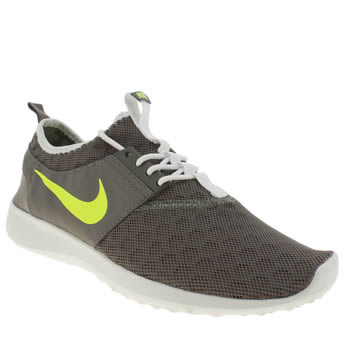 Mens Nike Grey Juvenate Trainers