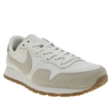 Nike White Air Pegasus 83 Premium Trainers