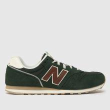Nike Green Air Pegasus 83 Trainers