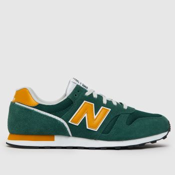 Nike Dark Green Air Pegasus 83 Trainers