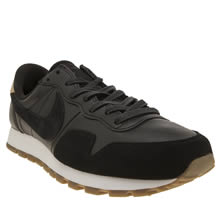 Nike Black Air Pegasus 83 Premium Trainers
