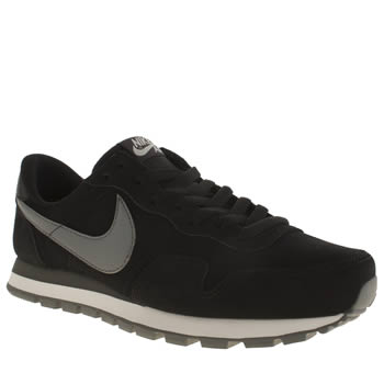 Nike Black Air Pegasus 83 Trainers