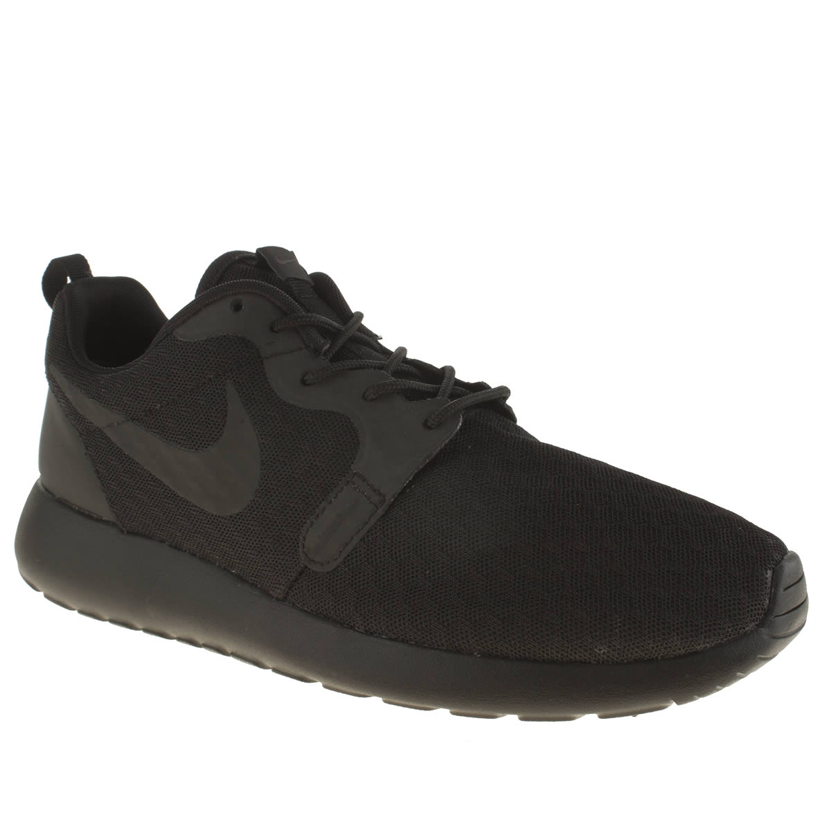 fxqdn Mens Black Nike Roshe Hyperfuse Trainers | schuh