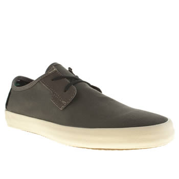 Mens Vans Grey Michoacan Trainers