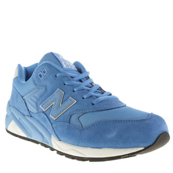 Mens New Balance Blue 580 Trainers