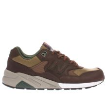 New Balance Brown 580 Trainers