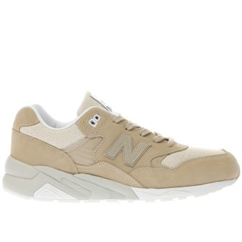 New Balance Tan 580 Mens Trainers