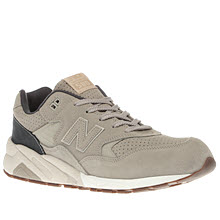 New Balance Beige 580 Mens Trainers