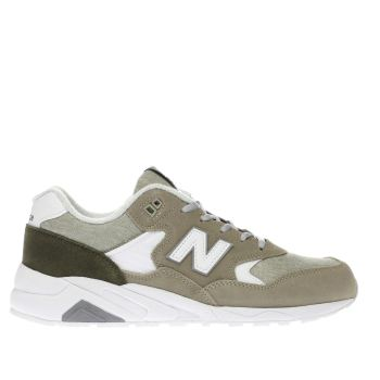 New Balance Beige 580 Trainers