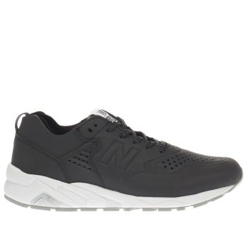New Balance Black Mrt580 Mens Trainers