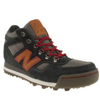 mens new balance navy 710 boots