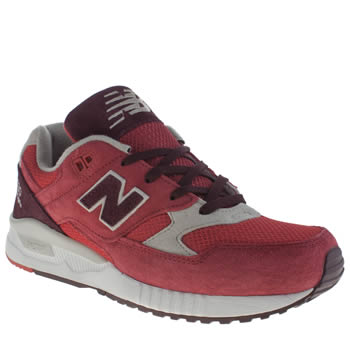 New Balance Red Nb 530 Trainers