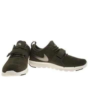 Nike Sb Trainerendor Khaki