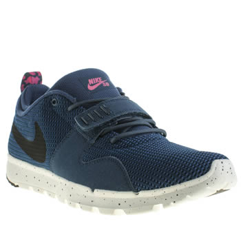 Nike Skateboarding Navy Trainerendor Trainers