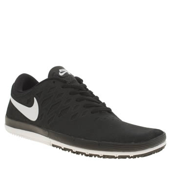 Mens Nike Skateboarding Black Free Sb Trainers