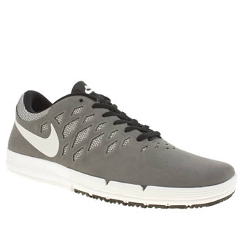 Nike Skateboarding Dark Grey Skate Free Trainers