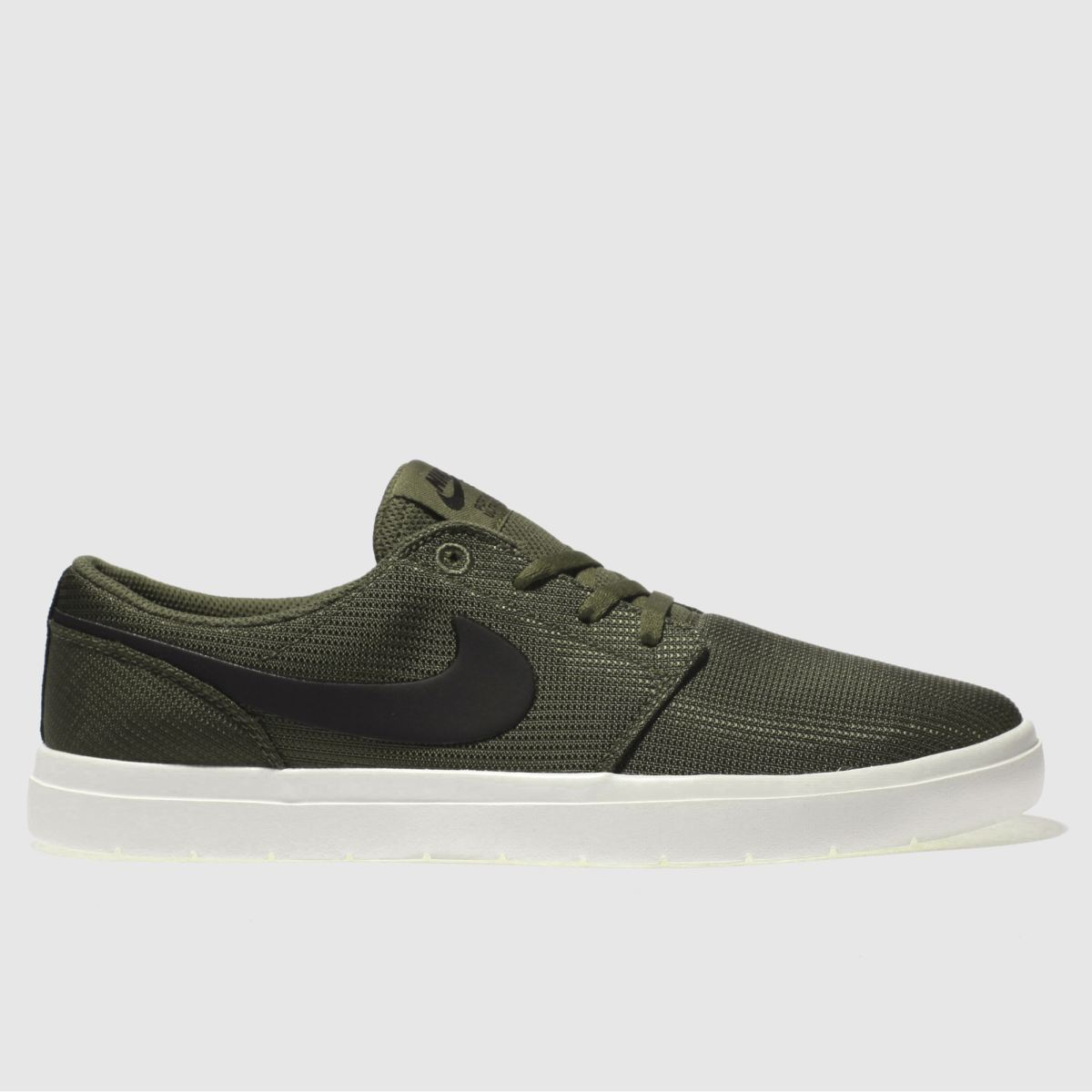 Nike Sb Khaki Portmore Ii Ultralight Trainers