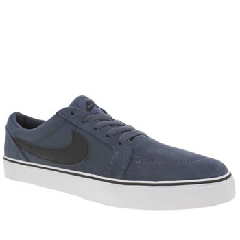 Nike Sb Blue Satire Ii Trainers