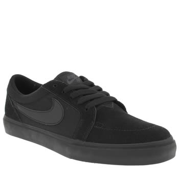 Nike Sb Black Satire Ii Mens Trainers