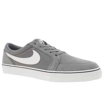 Nike Sb Grey Satire Ii Trainers
