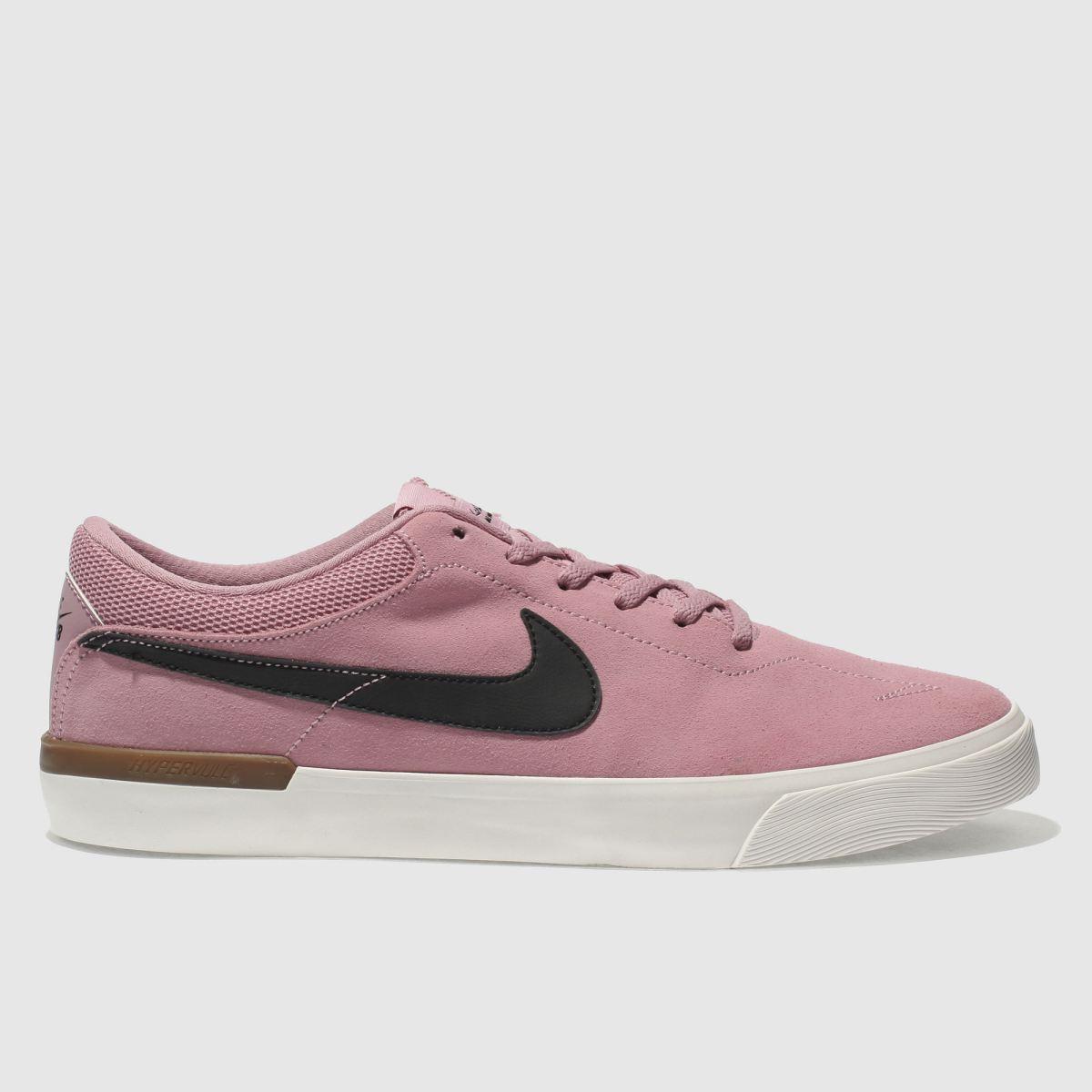 Nike SB Nike Sb Pink Koston Hypervulc Trainers