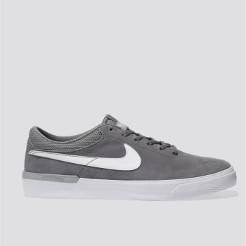 Nike Sb Grey Koston Hypervulc Mens Trainers