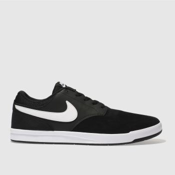 Nike Sb Black Fokus Mens Trainers