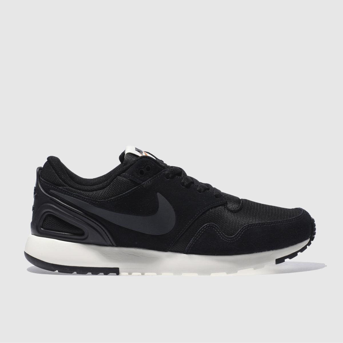 nike black air vibenna trainers